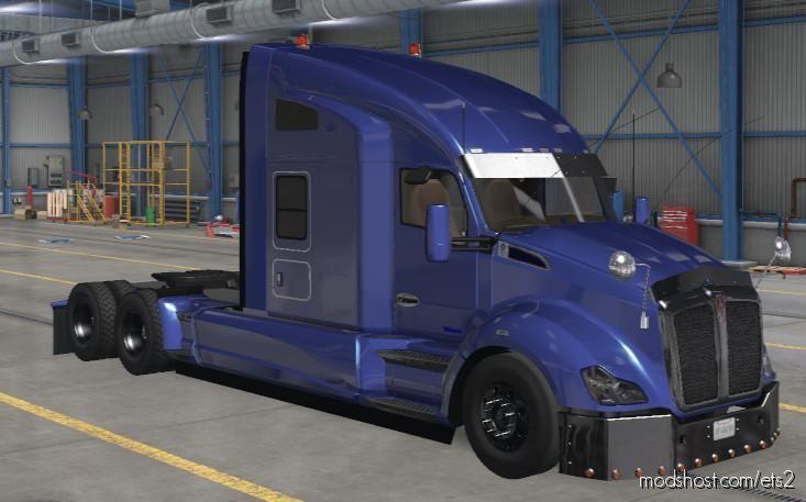 Kenworth T680 Custom [1.39] for Euro Truck Simulator 2