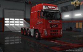 Volvo FH 2009 Classic V22.10 By Pendragon [1.39.X] for Euro Truck Simulator 2