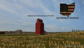 Grain Growers Grain Co-Op for Farming Simulator 19
