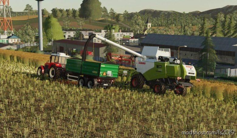Mpmap Remastered V2.0 for Farming Simulator 19