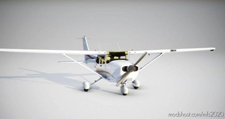 Cessna 172SP Classic – 'Swift' Scheme Livery Pack for Microsoft Flight Simulator 2020