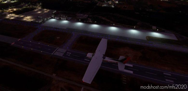Lers_Luces_V1 – Aeropuerto DE Reus for Microsoft Flight Simulator 2020