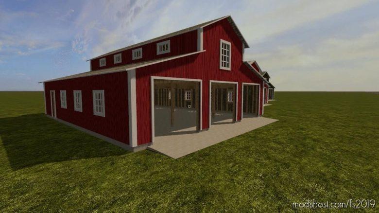 48X42 Building for Farming Simulator 19