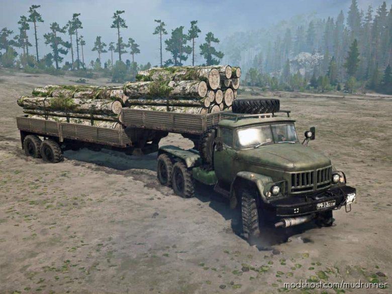 ZIL-137 MRE Truck V30.11.20 for MudRunner