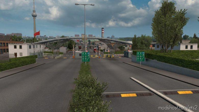 OLD Inner German Border Mod V1.1 [1.39.X] for Euro Truck Simulator 2