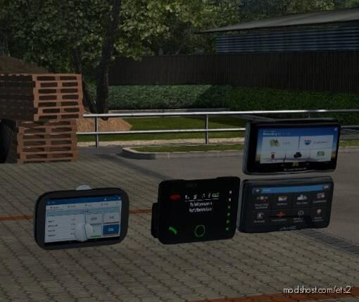 HMZ Mods [1.39.X] for Euro Truck Simulator 2