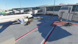 Urrp – Platov Airport (Russia) for Microsoft Flight Simulator 2020