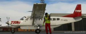TAM Express Pt-Meb for Microsoft Flight Simulator 2020