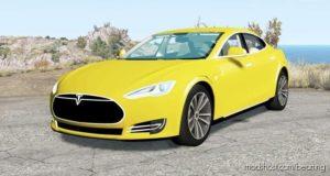 Tesla Model S 2012 for BeamNG.drive