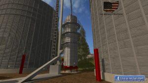 Mathews 101050 Tower Dryer for Farming Simulator 19