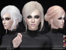 Stealthic – Envy (Female Hair) for The Sims 4
