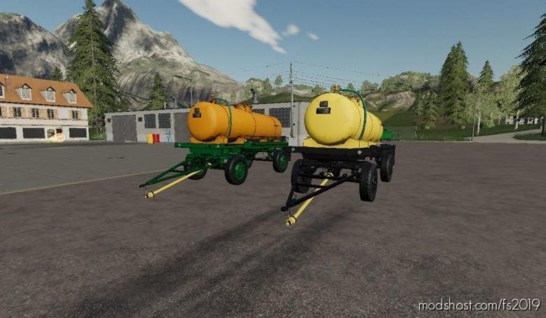 Detk 5 V2.0 for Farming Simulator 19