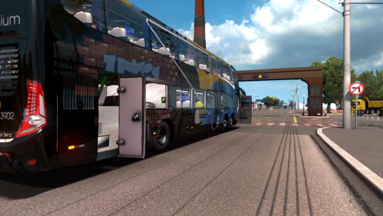 NEW G7 1800 DD_SOM_MB [1.39] for Euro Truck Simulator 2