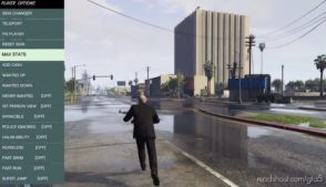Script Hook V + Native Trainer 1.0.2060.1 for Grand Theft Auto V