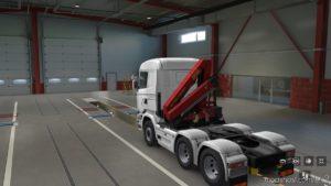 Crane For Scania 2009 for Euro Truck Simulator 2
