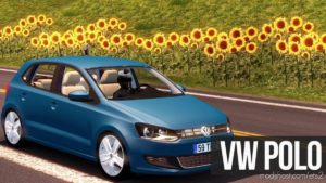 Volkswagen Polo GTI 2011 V3 [1.39] for Euro Truck Simulator 2