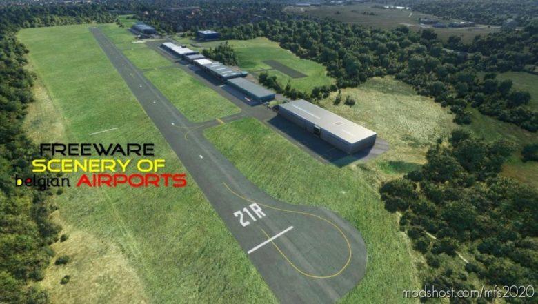 Ebzw, Zwartberg-Genk, Belgium for Microsoft Flight Simulator 2020