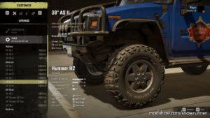 Scout Tires Tweak for SnowRunner