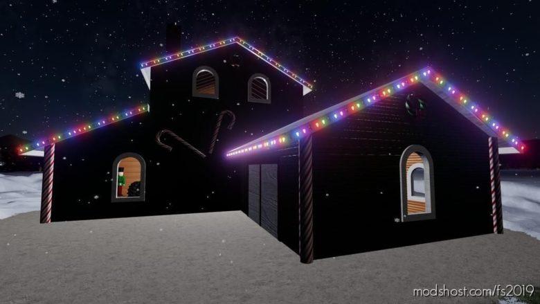 Santa's Workshop for Farming Simulator 19