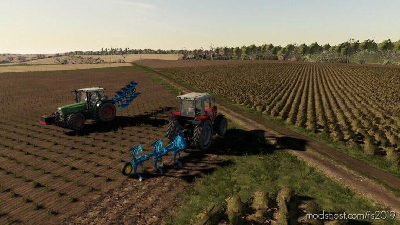 CV Plows V1.0.0.5 for Farming Simulator 19