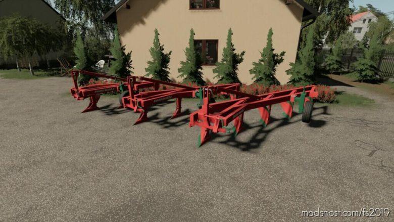 Agro-Masz PZ for Farming Simulator 19