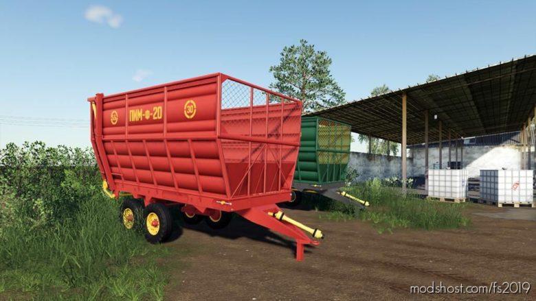 ROU-6 for Farming Simulator 19