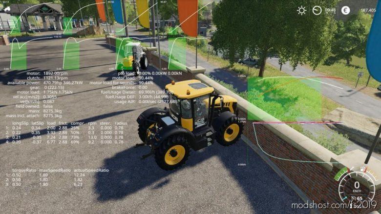 Chiptuning for Farming Simulator 19