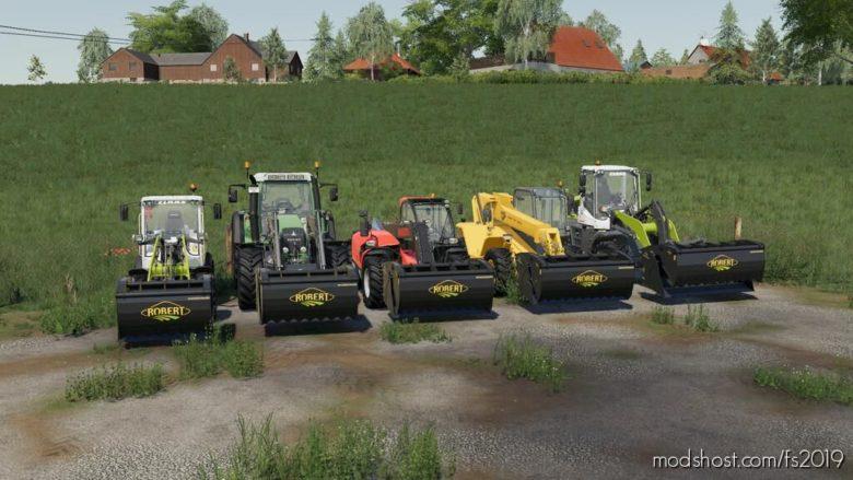 Robert GMC V1.1 for Farming Simulator 19