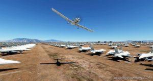 Saguaro National Park Flight Plan for Microsoft Flight Simulator 2020