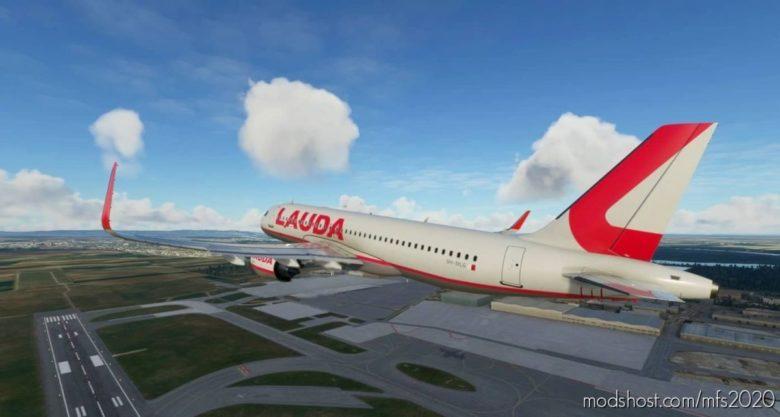 Lauda Europe 8K for Microsoft Flight Simulator 2020