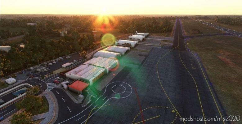 Sbdn – Presidente Prudente – Brazil for Microsoft Flight Simulator 2020