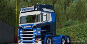 Skin Scania S PWT for Euro Truck Simulator 2