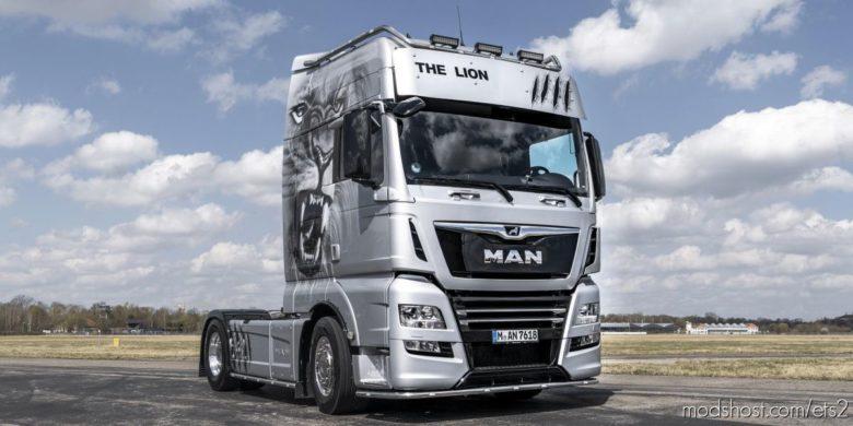 MAN TGX Euro 6 Engine Sound Pack [1.39] for Euro Truck Simulator 2