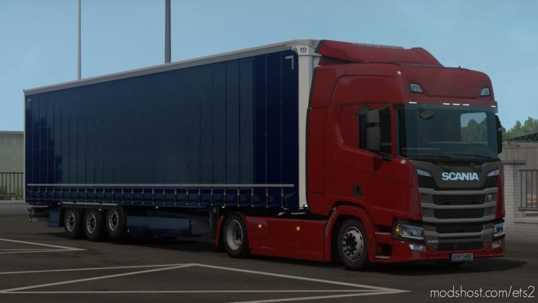 Krone Mega / Coil Liner Tutorial [1.39] for Euro Truck Simulator 2