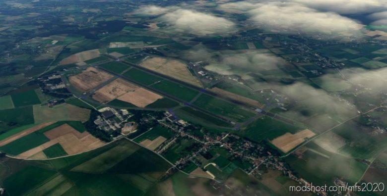 Ebbe – Beauvechain Airport for Microsoft Flight Simulator 2020