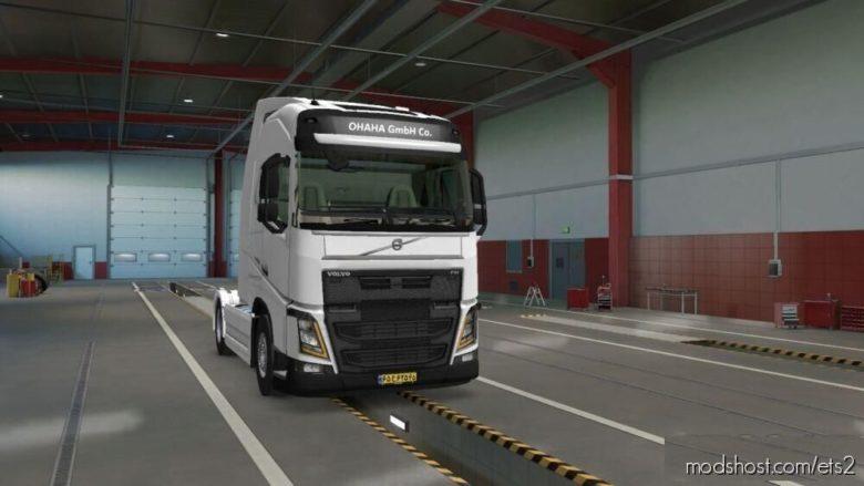FH16 2012 Classic1 Iranian Sadegh Edit for Euro Truck Simulator 2
