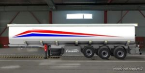 Mammut Iranian Trailer for Euro Truck Simulator 2
