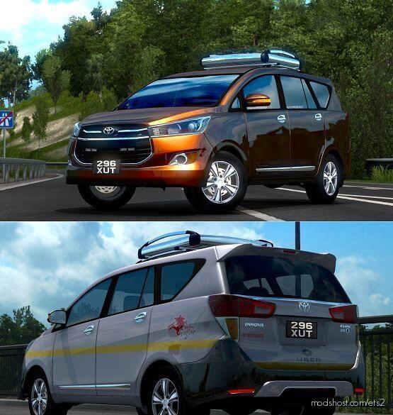 Toyota Innova Crysta V3 [1.39] for Euro Truck Simulator 2