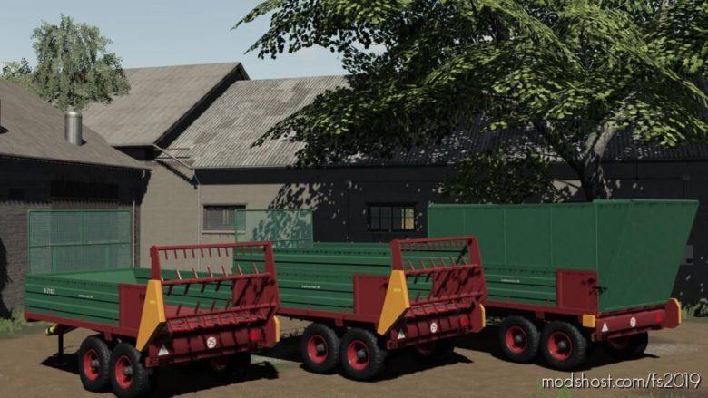 Lizard N218 for Farming Simulator 19