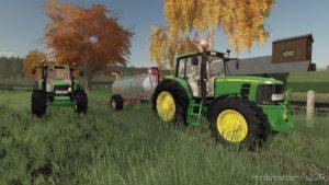 John Deere 6030 Premium 6CYL for Farming Simulator 19