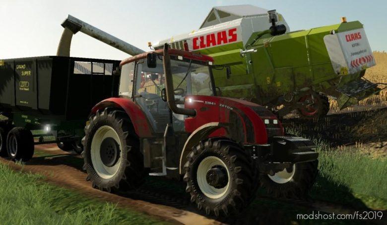Zetor Forterra 11411/11741 for Farming Simulator 19