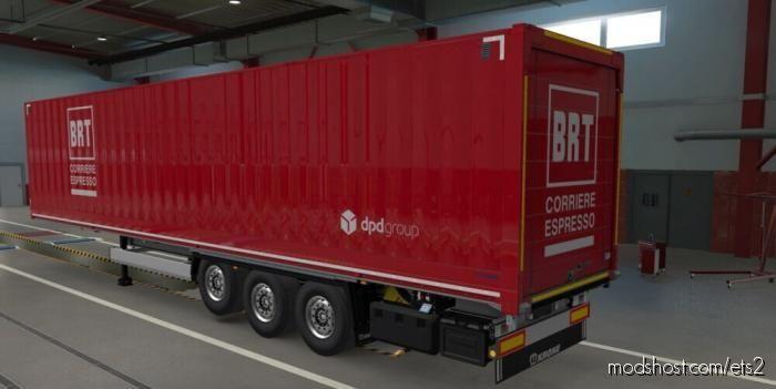 BRT DRY Liner for Euro Truck Simulator 2