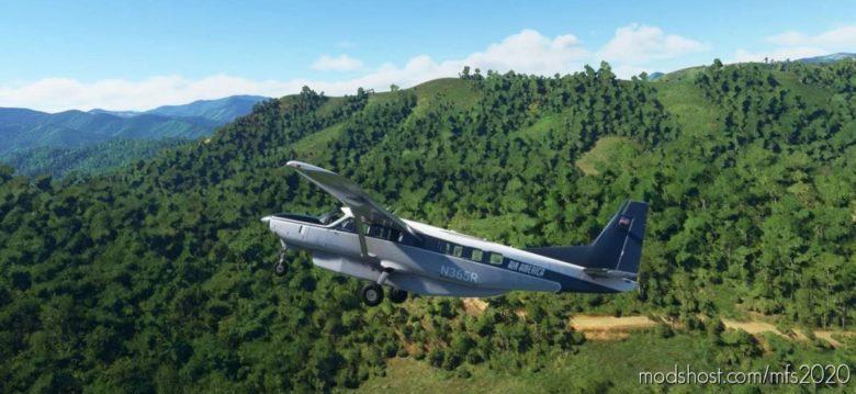 AIR America Cessna 208 B V1.1 for Microsoft Flight Simulator 2020