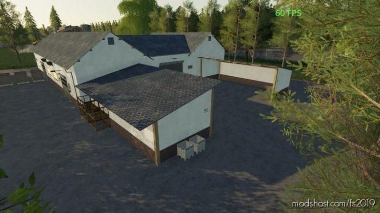 Factory Mods V1.0.0.3 for Farming Simulator 19