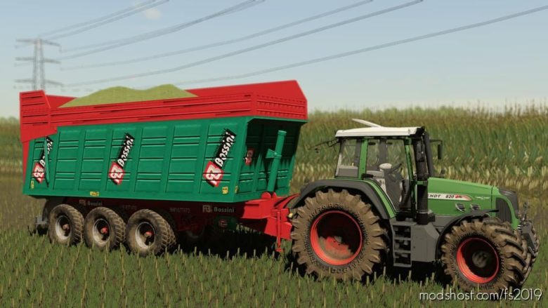 Bossini Ra for Farming Simulator 19