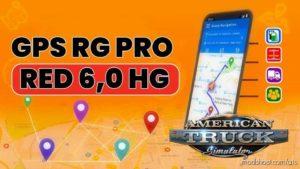 GPS RG PRO RED HG V6.0 for American Truck Simulator