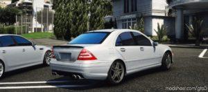 Mercedes-Benz C55 AMG W203 for Grand Theft Auto V