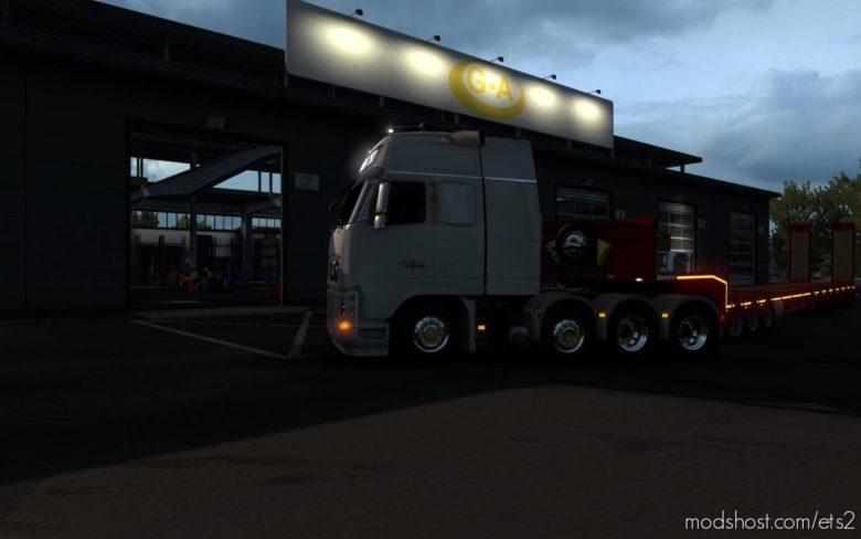Garage Grupo G.a 1.39 for Euro Truck Simulator 2