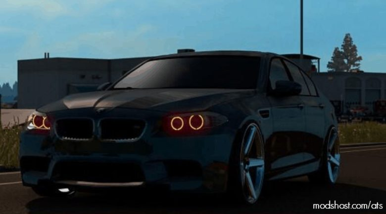 BMW M5 F10 V5.0 [1.39.X] for American Truck Simulator
