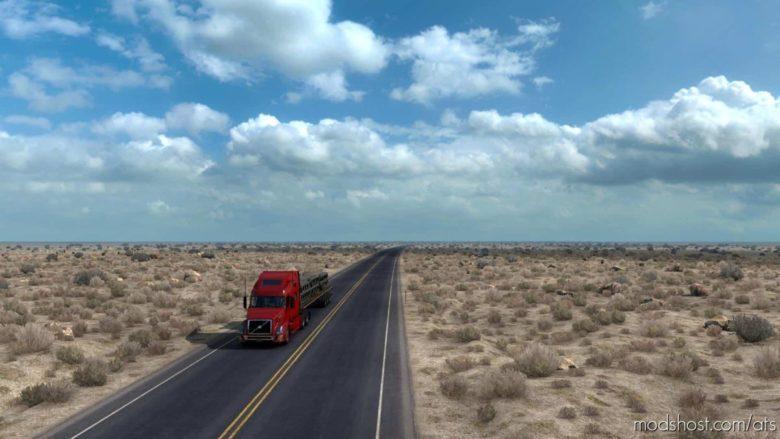 Desert Truck Map [1.39] for American Truck Simulator